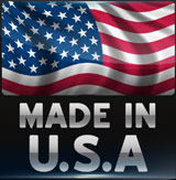 Our Products are Proudly Made in the U.S.A.